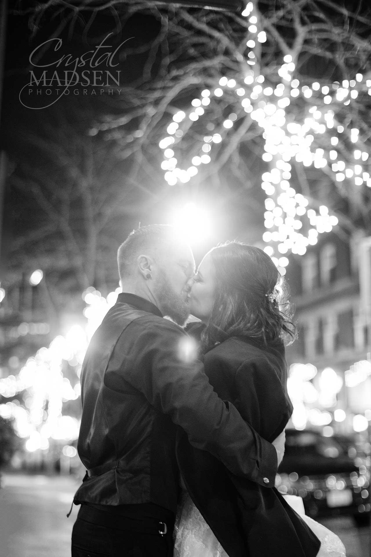 Most romantic wedding photos