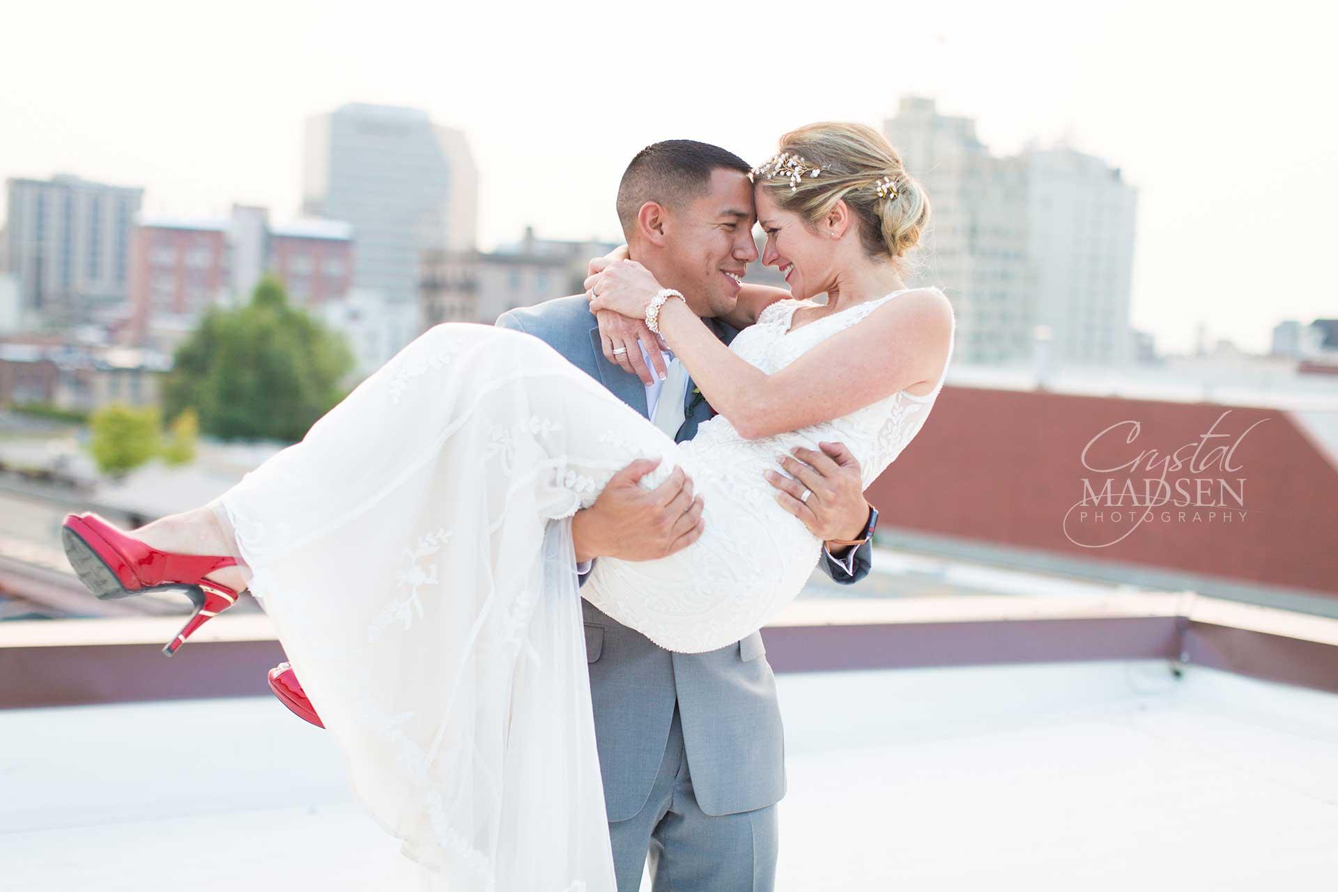 Rooftop romance spokane