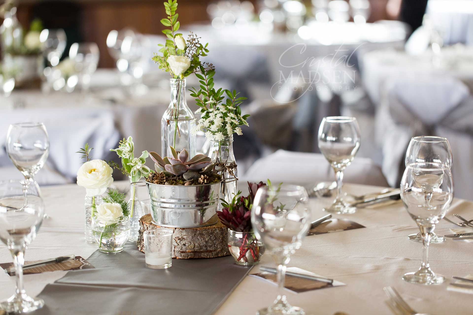 Silver Mountain Wedding