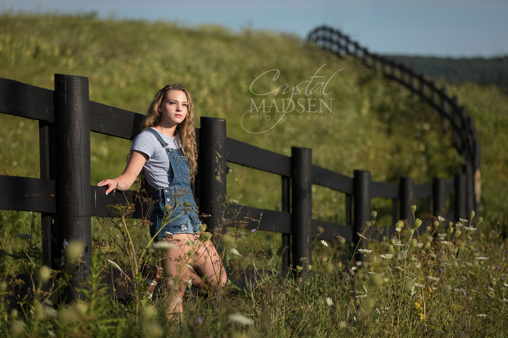 fashion senior portraits
