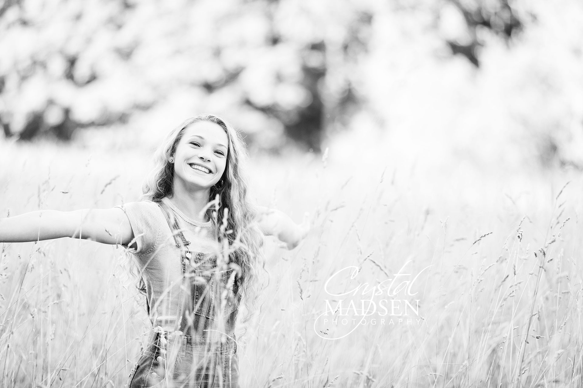 unique and fun senior pictures spokane
