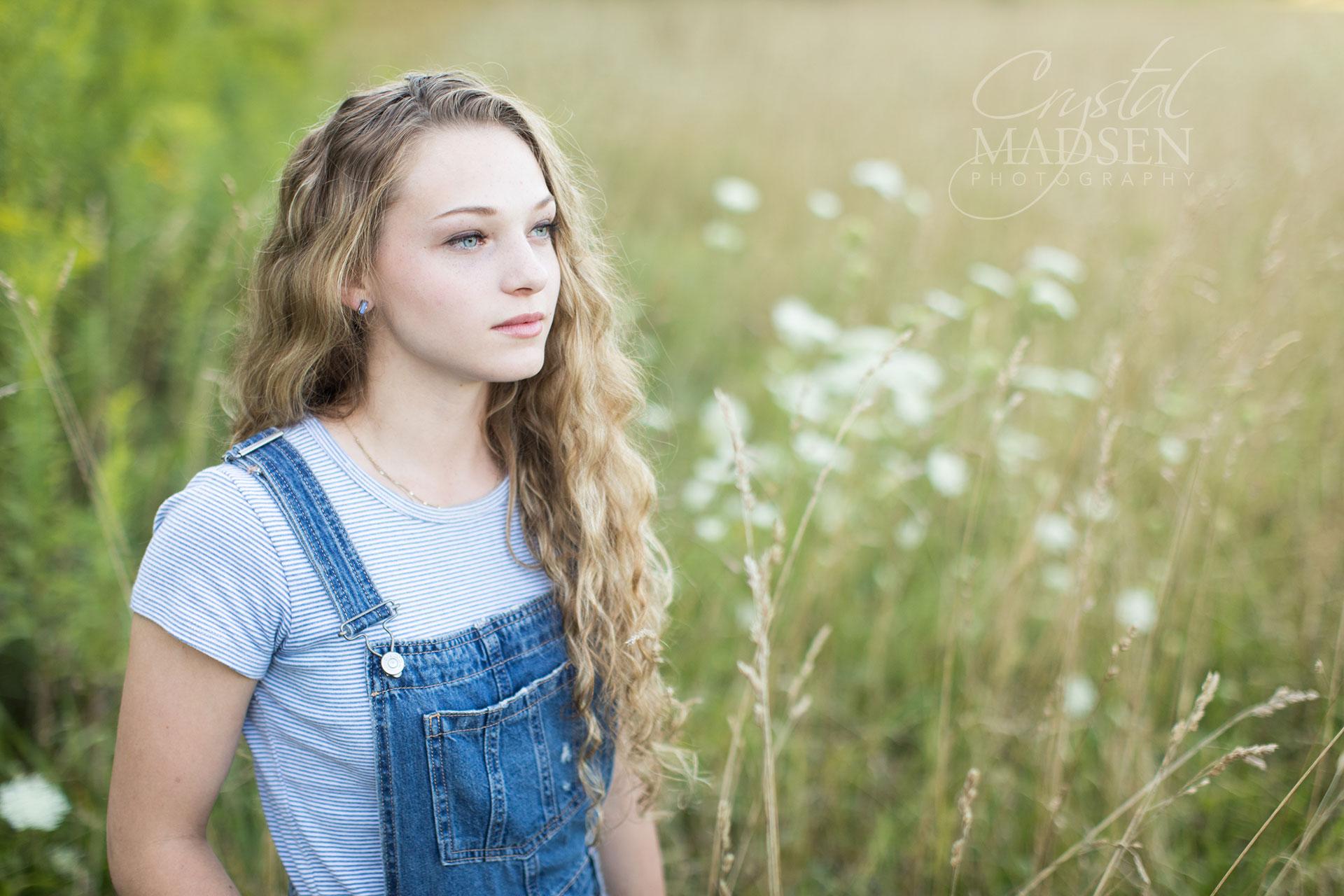Beautiful senior pictures spokane