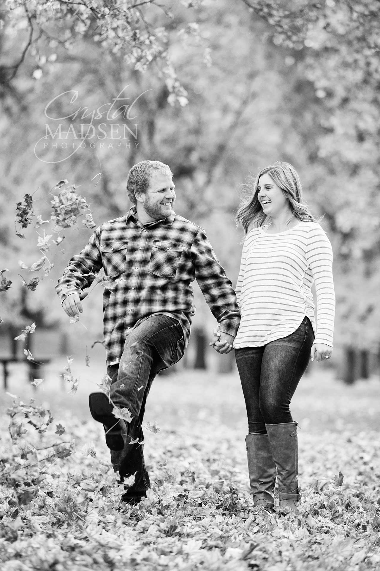 must have fall engagement photos