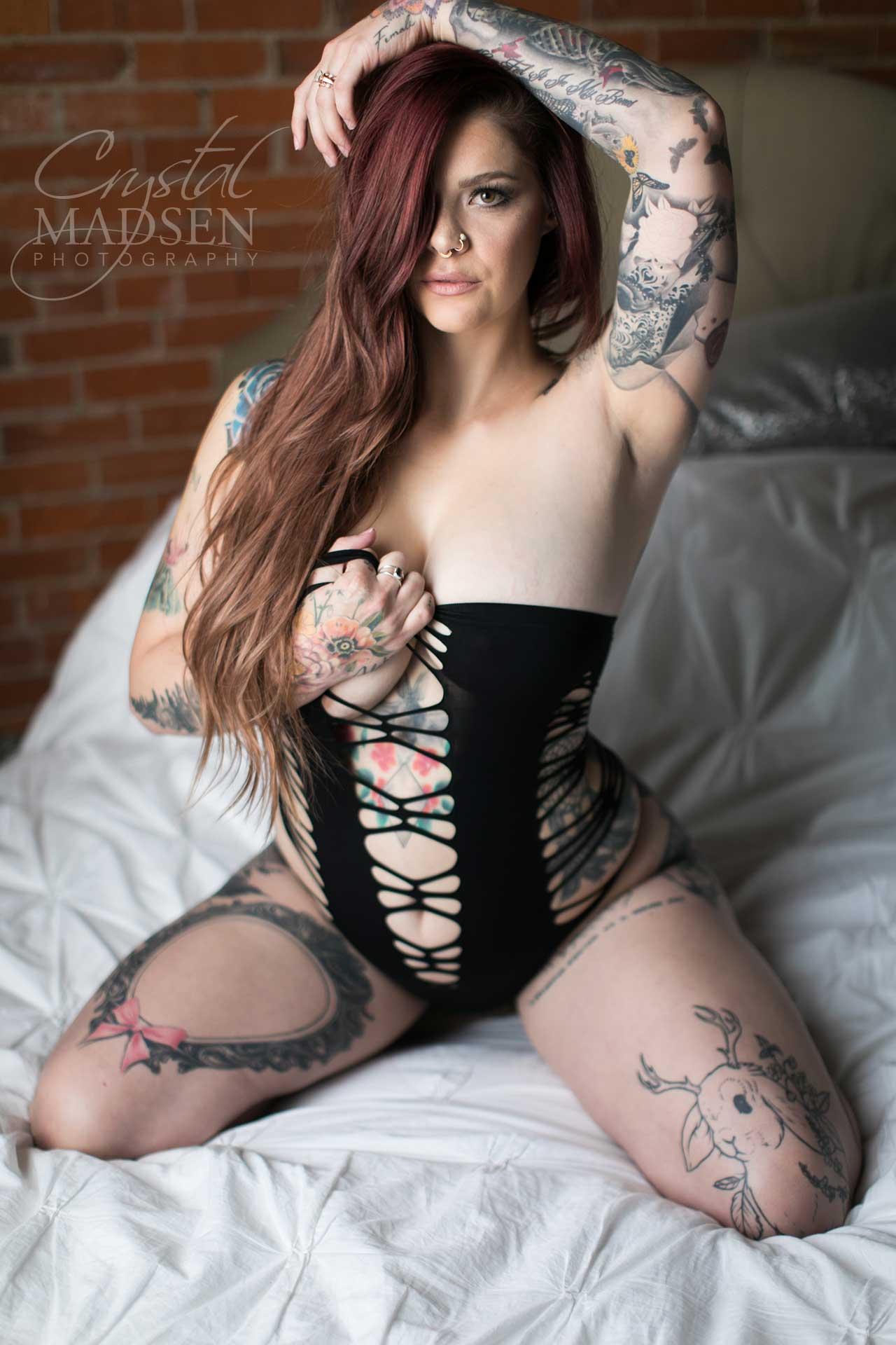 positive body image in boudoir