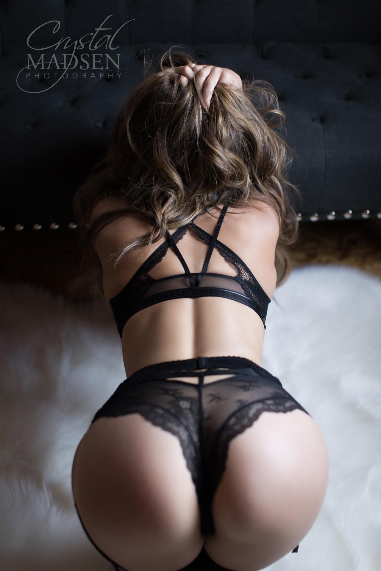 sexy lingerie shoot spokane