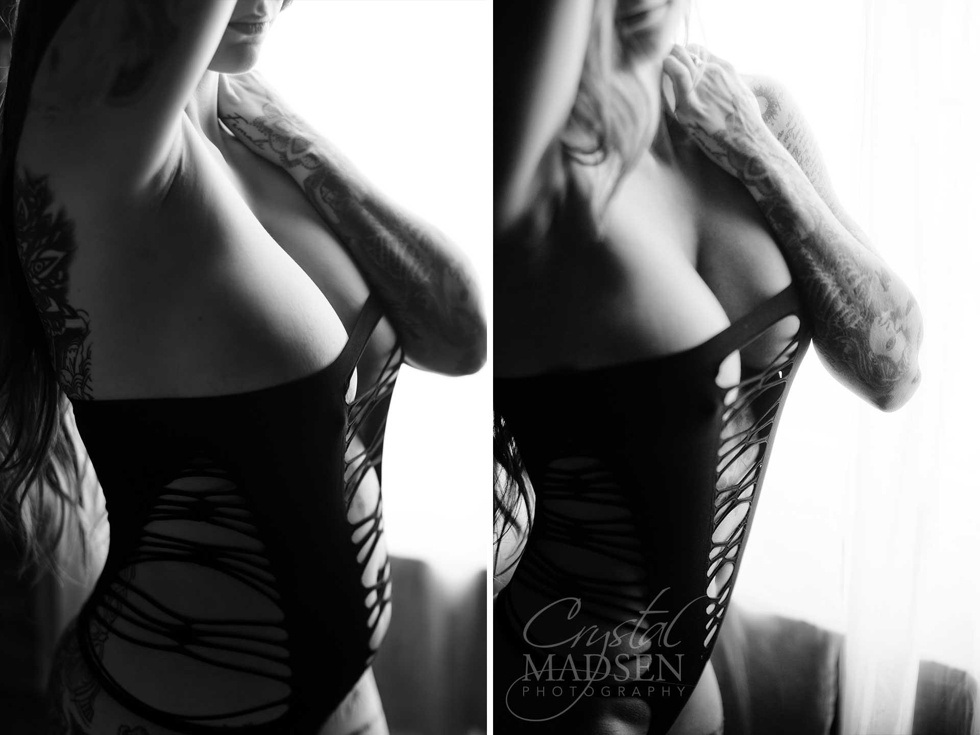 best boudoir poses
