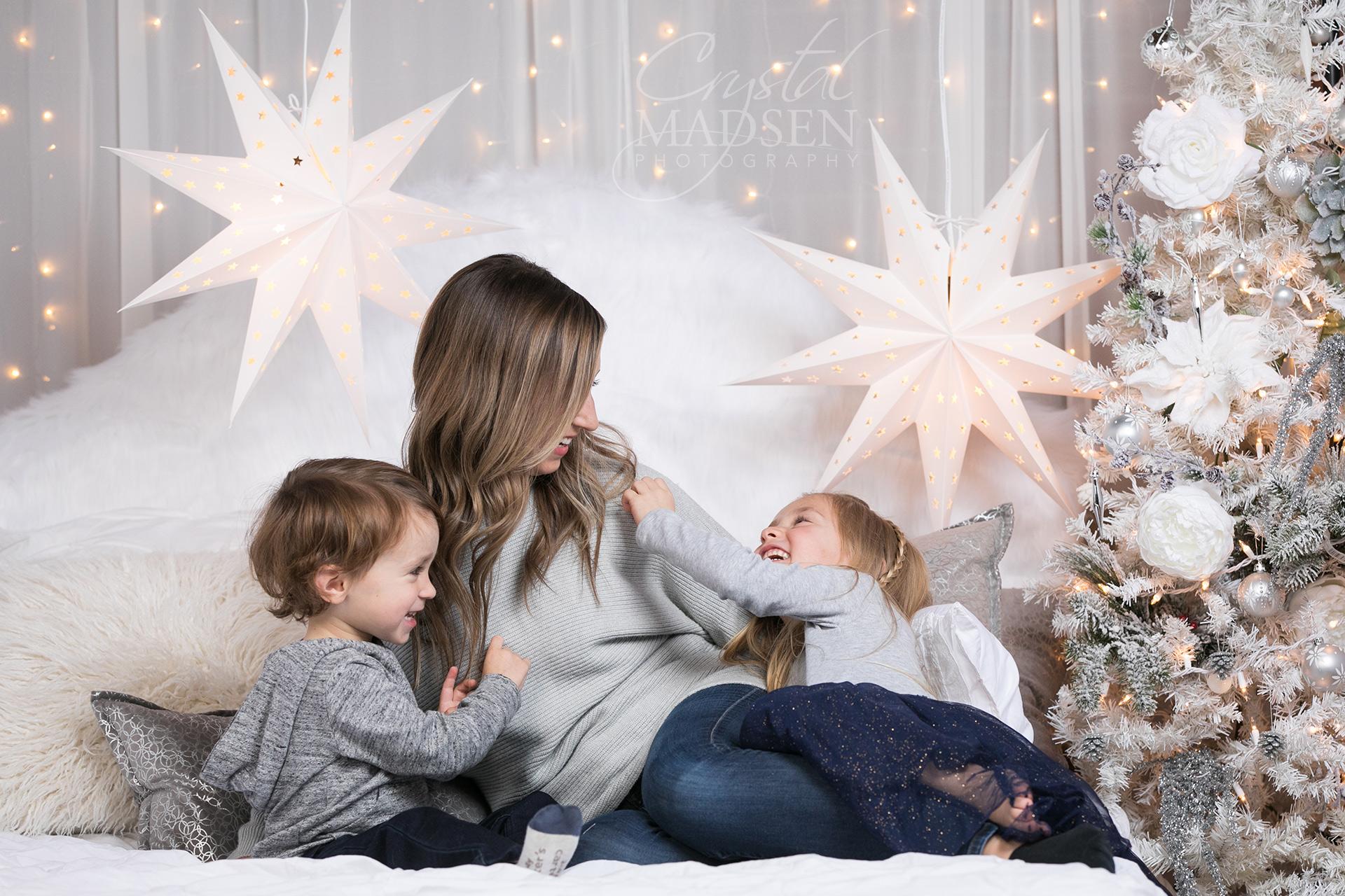 family christmas shoot