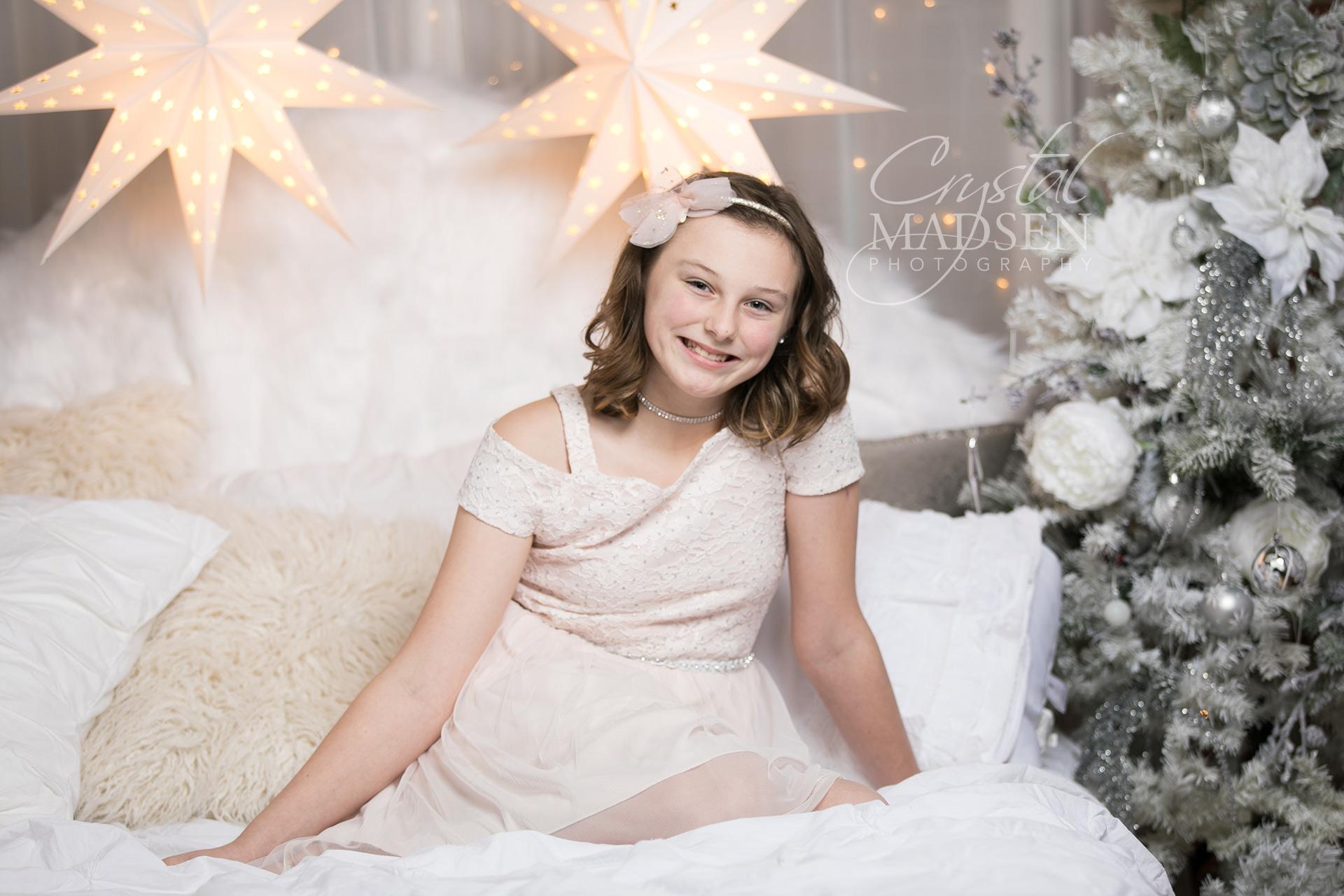 white christmas scene spokane photos