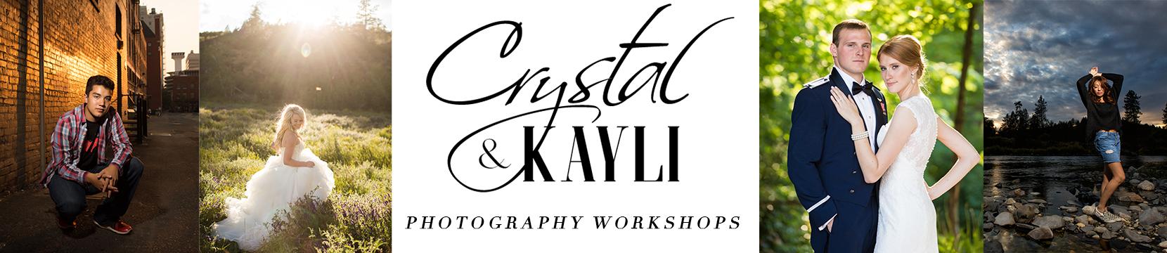 Crystal & Kayli Photography Workshops